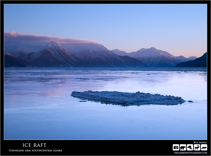 Ice Raft
